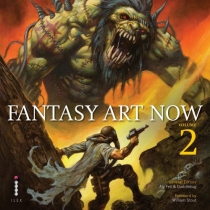 Fantasy Art Now, Volume 2, Aly Fell