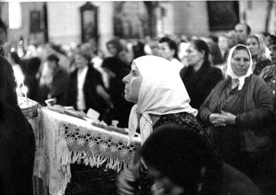 Анри́ Картье́-Брессо́н (фр. Henri Cartier-Bresson) Henri-cartier-bresson-cerkov-v-sokolnikah