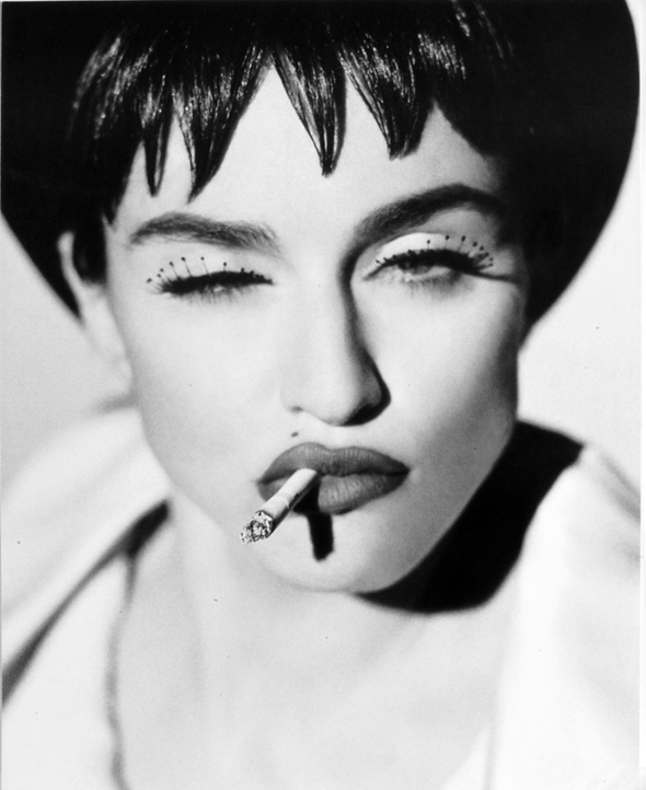 Мадонна (Madonna) - Херб Ритц (Herb Ritts)