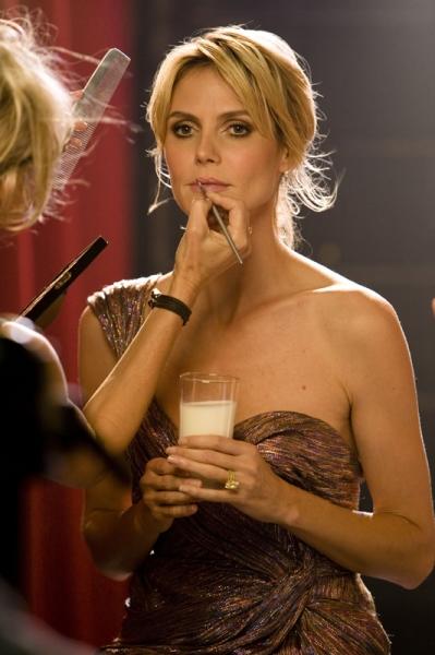 Хайди Клум и Дэвид Лашапель для Got Milk