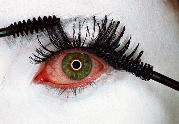 Irving Penn, Mascara Wars, July 2001