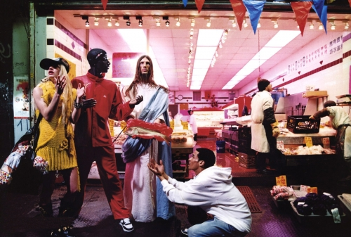 Jesus is my Homeboy - David LaChapelle (Дэвид Лашапель)