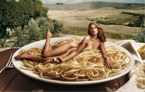 Lavazza Coffee Calendar 2009 - Pasta & Landscapes
