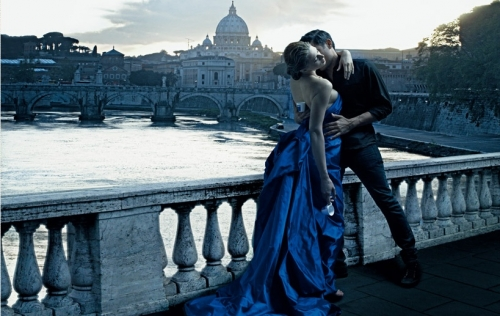 Lavazza Coffee Calendar 2009 - Venezia, City Of Love