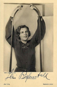 Лени Рифеншталь (Leni Riefenstahl)