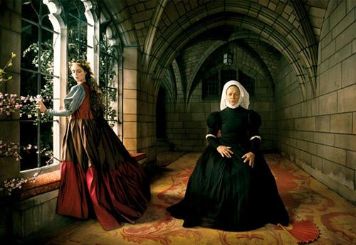 Ромео и Джульетта от Энни Лейбовиц для Vogue