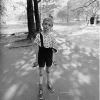 Child with a toy hand grenade in Central Park, N.Y.C. 1962 - Диана Арбус (Diane Arbus)