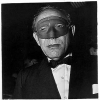 Masked man at a ball, N.Y.C. 1971 - Диана Арбус (Diane Arbus)