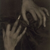 Hands and Thimble - Georgia O\'Keeffe, 1920 - Альфред Стиглиц (Alfred Stieglitz)