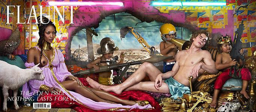 david lachapelle naomi