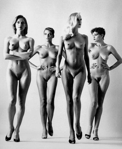 Они идут обнаженные, 1981