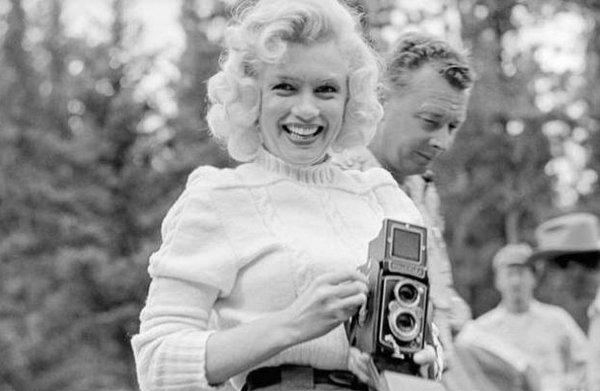 Фотокамеры знаменитых фотографов