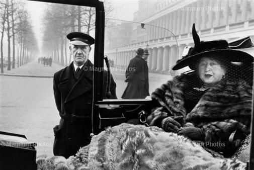 Inge Morath U.K, 1953