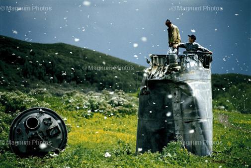 Johan Bendiksen. RUSSIA. Altai Territory. 2000.