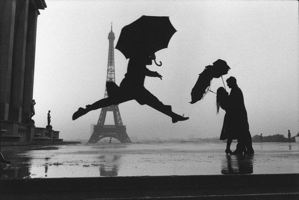 Париж, который придумали фотографы