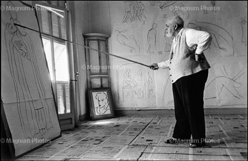 Robert Capa. France. 1950