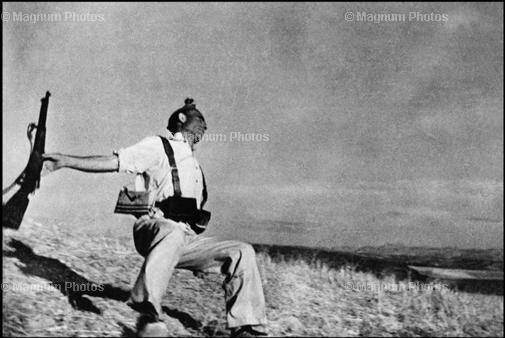 Robert Capa Spain 1936
