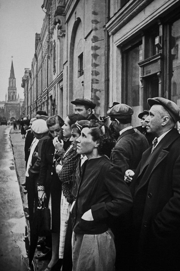Евгений Халдей - Первый день войны. 22 июня 1941г.