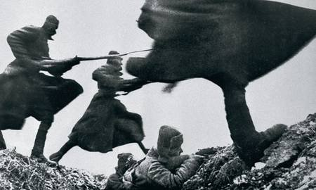 Дмитрий Бальтерманц - Атака. Ноябрь 1941г.
