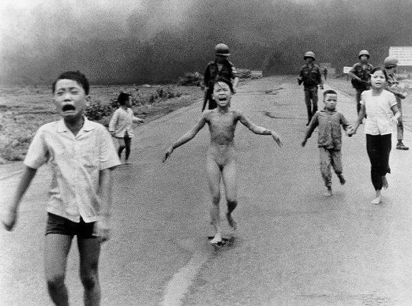 Ким Фук. 8 июня 1972г.