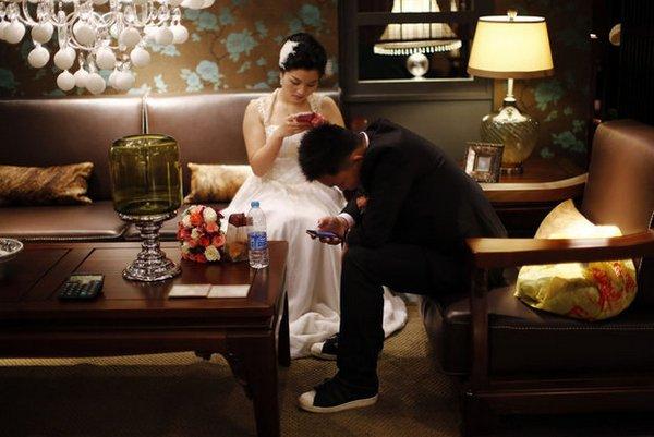 Китай в объективе фотографов Magnum