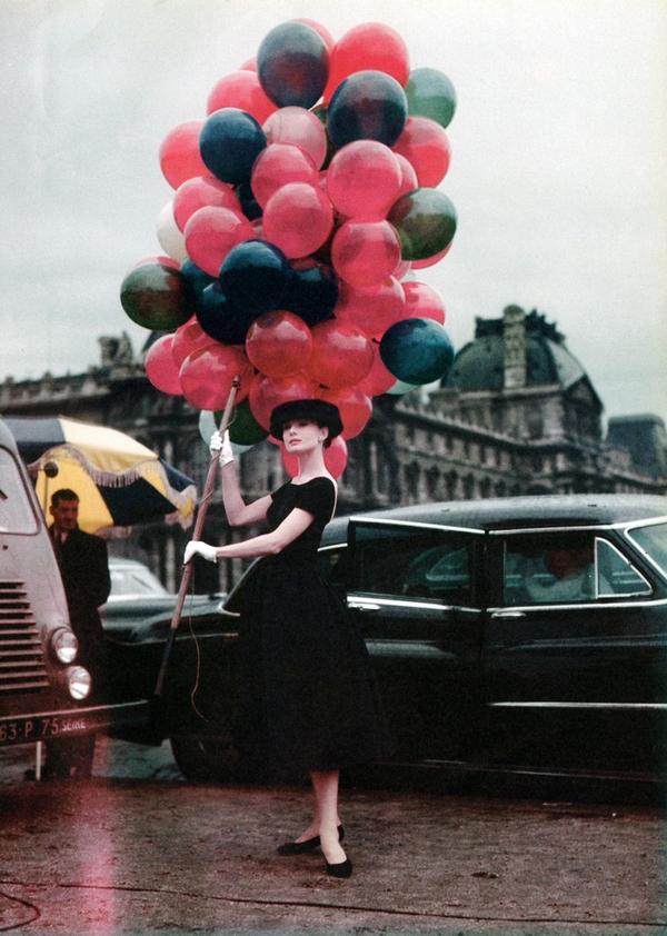 Муза фотографов - Одри Хепберн