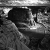 Canyon de Chelly National Monument, Arizona, 1942 - Ансел Эстон Адамс (Ansel Easton Adams)