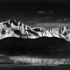 Winter Sunrise, Sierra Nevada from Lone Pine, California, 1944 - Ансел Эстон Адамс (Ansel Easton Adams)