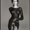 Stephanie Seymour, robe by Comme de Garcons, New York, May 1992 - Ричард Аведон (Richard Avedon)