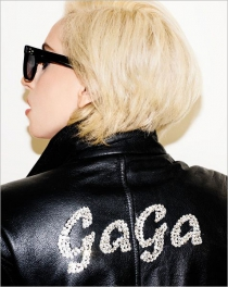 Lady Gaga, Terry Richardson